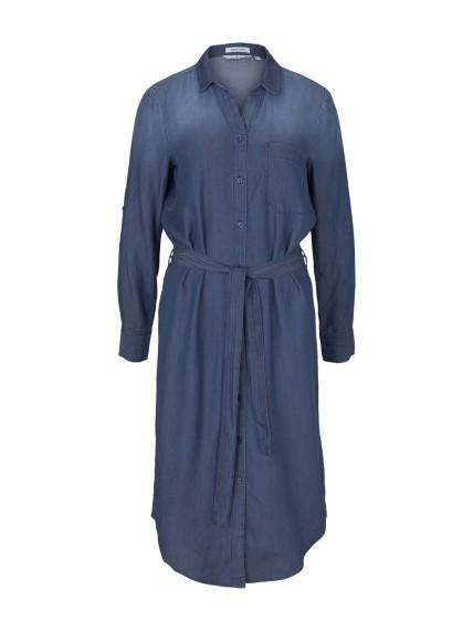 Tom Tailor dress denim look